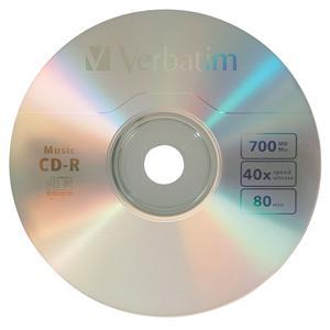 Verbatim Music CD-R