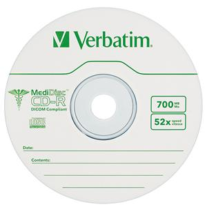 Verbatim 94736 Disc Surface