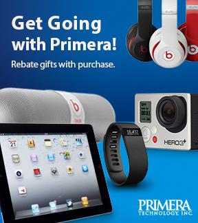 Get Going Primera Rebate