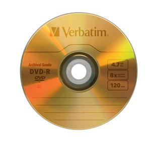 Verbatim 96320 Disc Surface