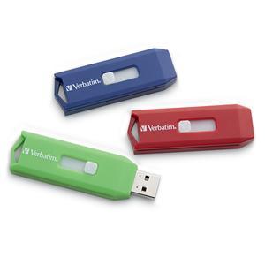 Store-N-Go 4GB USB Packaging