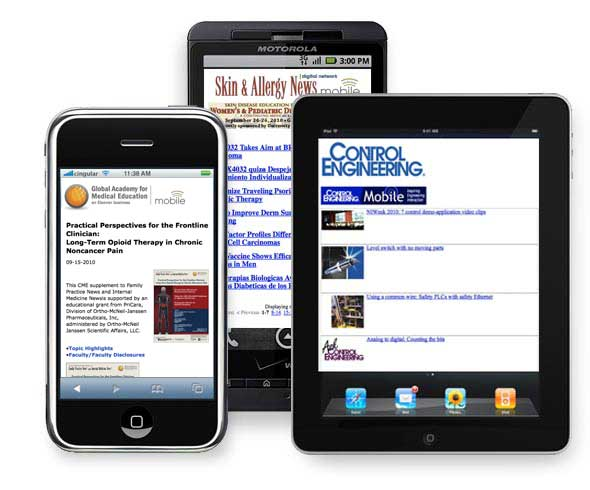 Mobile Content Delivery